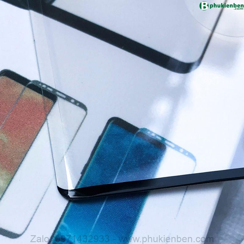 Kính cường lực màn cong UV mới cho các máy note