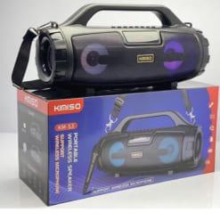 Bán sỉ loa bluetooth Kimiso s1 kèm mic ngoài hộp