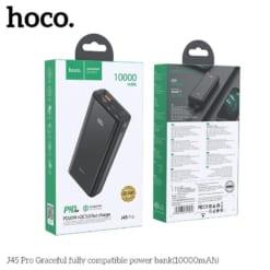 Pin sạc dự phòng Hoco J72 10.000mAh vỏ ngoài